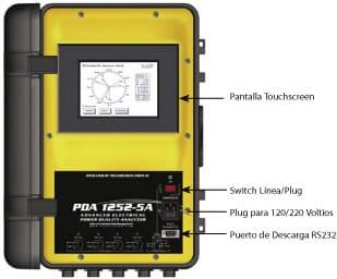 analizador de redes eléctricas, Analizador de calidad de potencia