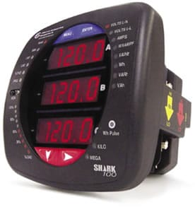 analizador de redes multifuncional shark 100