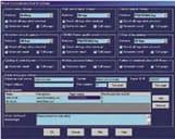 Analizador de redes eléctricas configuración