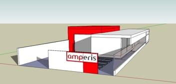 Nuevas instalaciones Amperis Products