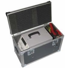 Circuit breaker tester trasnporta case