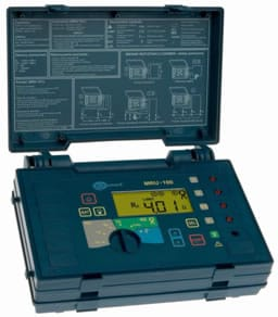 telurómetros mru 100 / mru 101