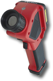 Thermographic infrared camera IRTE