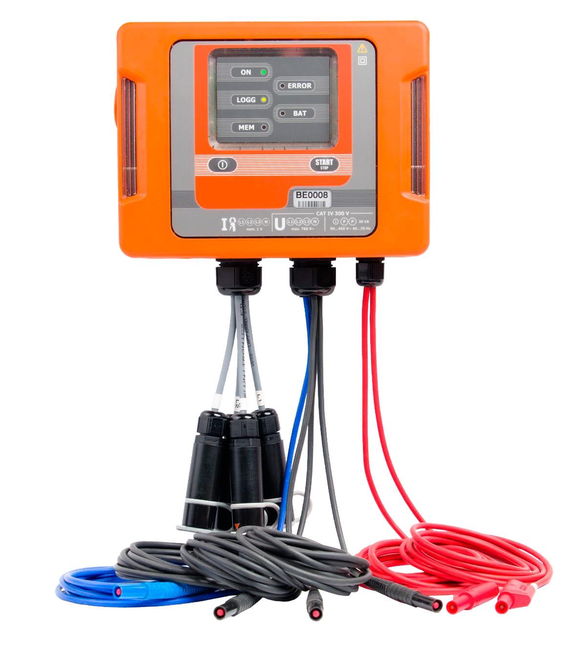 Analisador de Qualidade de Energia APQM-700