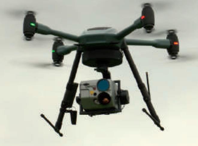 CoroCAM 8 UAV