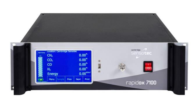 Multigas Analyser Rapidox 7100