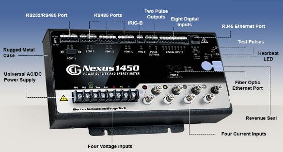 Medidor Nexus 1450