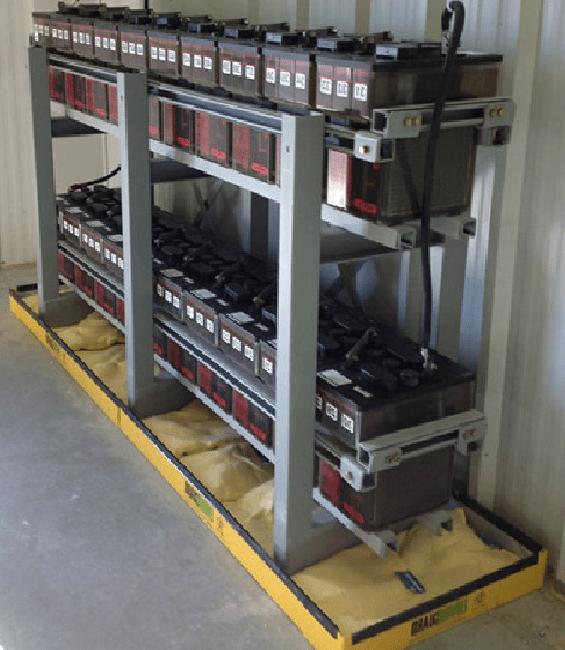 Mantenimiento baterías IEE