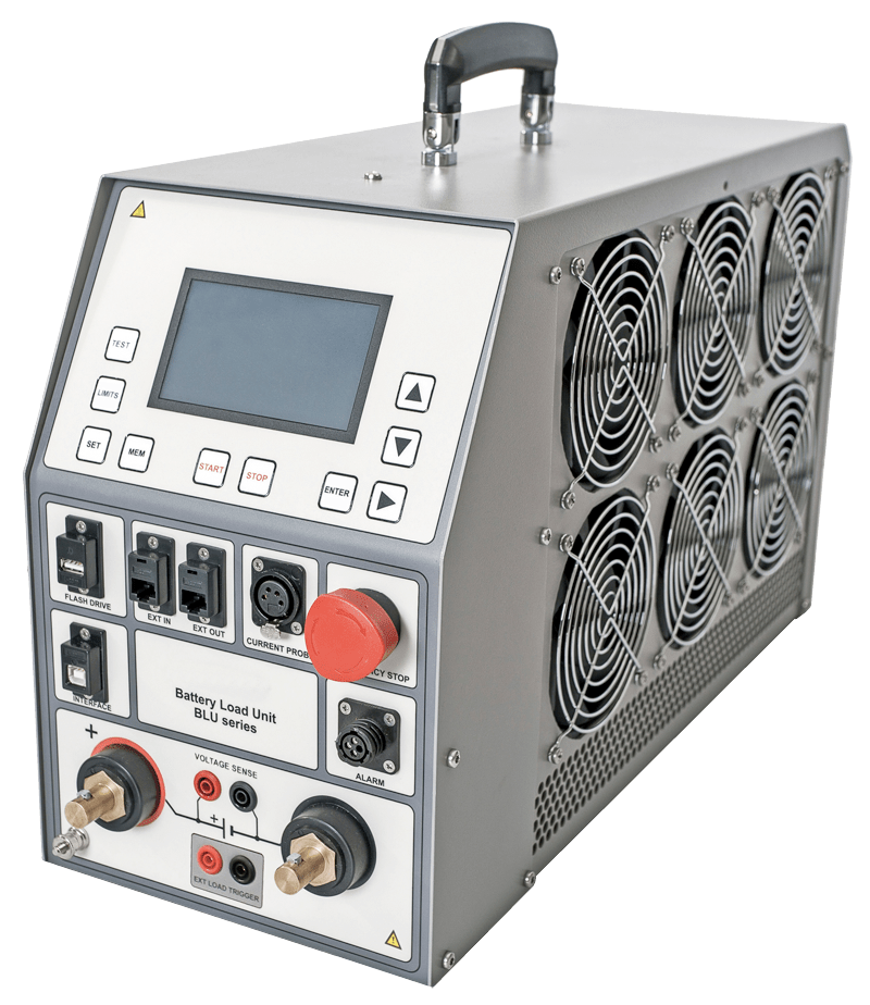 Descargador de baterías