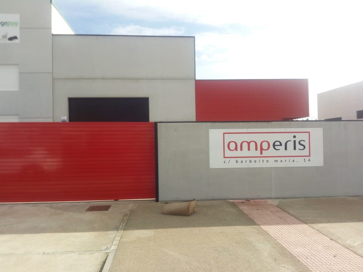 Amperis new headquarters