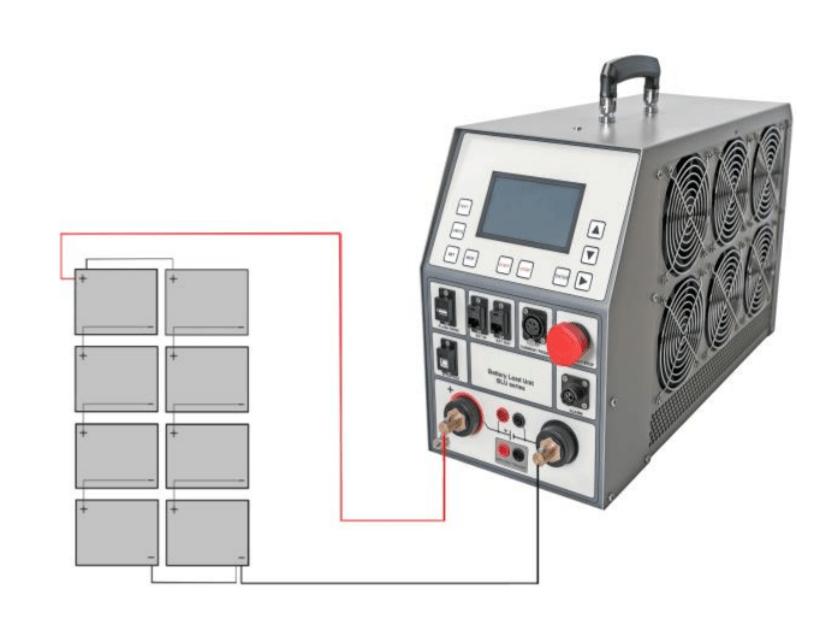 Descargador de baterías subestaciones