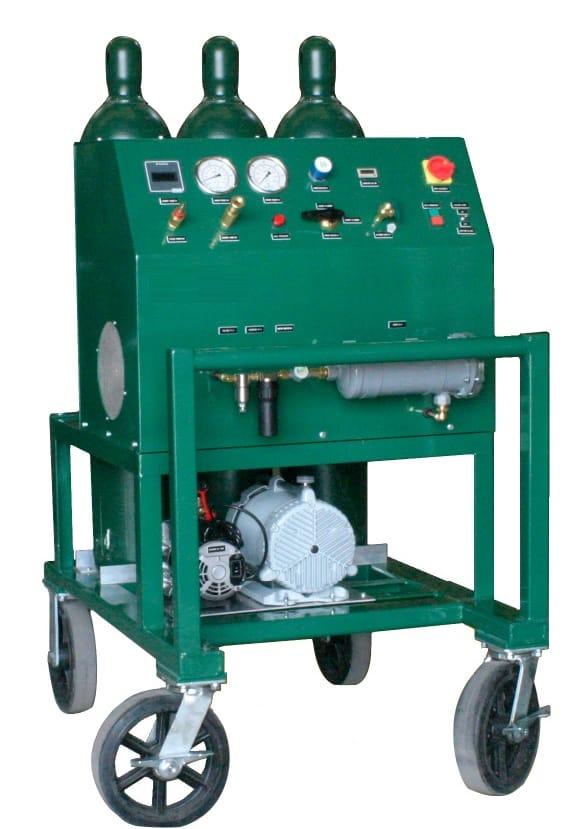 SF6 service equipment