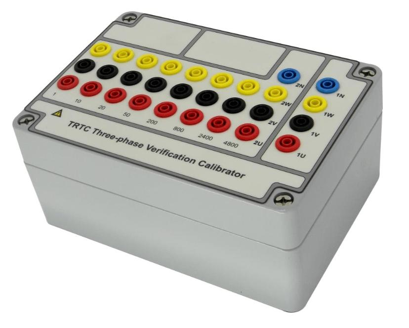TRTC Verificación calibrador