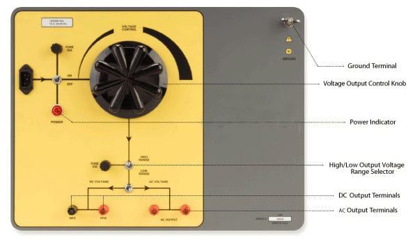 medidores de tiempos de operación de interruptores - detalle