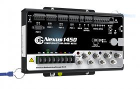 Medidor de calidad de energía Nexus 1450