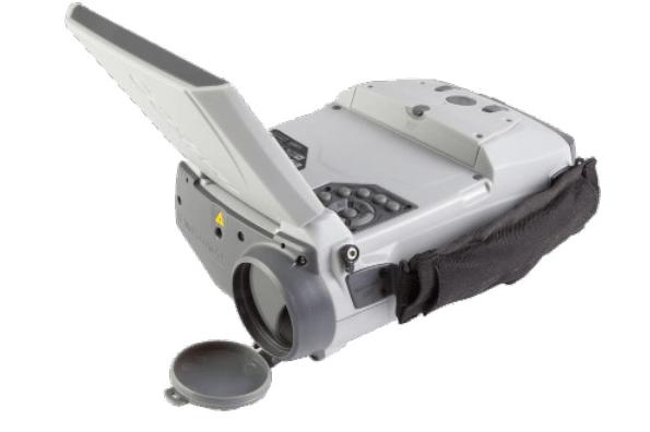 Cámara de efecto corona amperis CoroCAM 6D