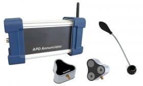 Detector de descargas parciales APD-ANNUNCIATOR