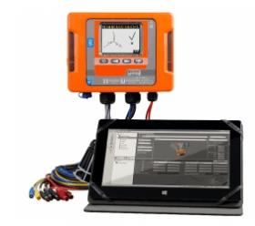 Analizador de calidad de onda APQM-711