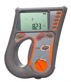 Earth Resistance and Resistivity Meters AMRU-20