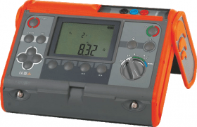 Earth Resistance and Resistivity Meters AMRU-21