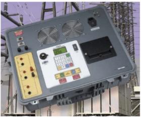 Enroulements de résistance et d'un interrupteur pour charger QLTCA-40 mètres