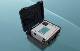 Analizador Portátil de Syngas Transdox 5100B