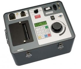 Analizador de Transformadores de Corriente AEZCT 10