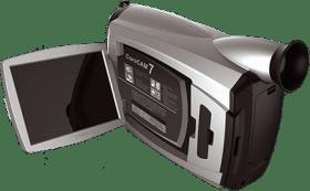 Camara de efecto corona Amperis CoroCAM 7