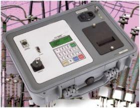 Teste de interruptores CBT 3500