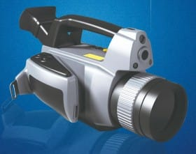 Cámaras termográficas IRDL708 Series