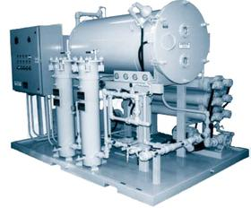 Vacuum Oil-Purifiers AEHV