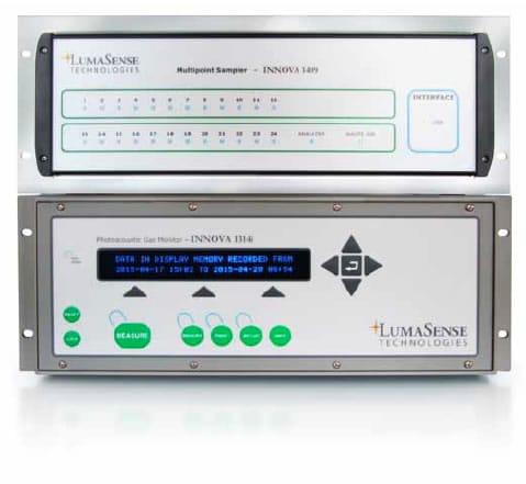 Detector de Fugas de SF6 Ultra Sensible – con Muestreo Multipunto