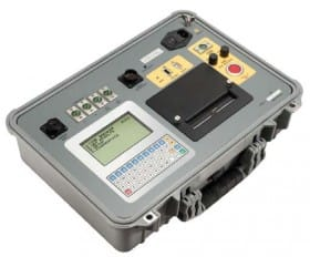 EHV Circuit Breaker Analyzer DigiAMR