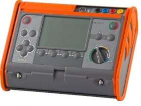 Earth Resistance and Resistivity Meters AMRU-200