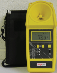Amperis cable height meter