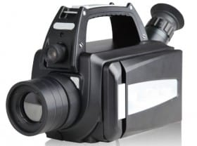 Infrared camera for SF6 Gas Detection TC706