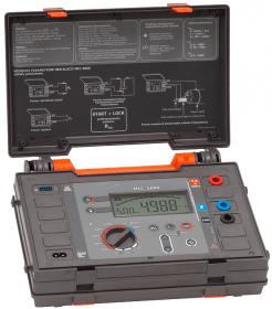 Medidor de resistência de isolamento AMIC-5000