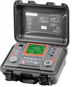 Medidor de Resistencia de Aislamiento AMIC-5005