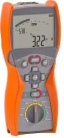 Medidor de resistencia de aislamiento AMIC-10