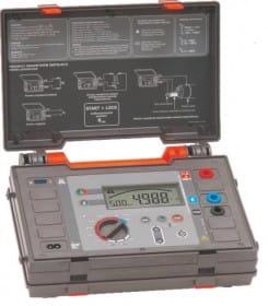 Medidor de resistencia de aislamiento AMIC-5000