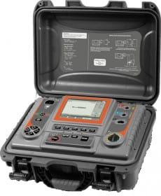 Medidor de Resistencia de Aislamiento AMIC-10k1