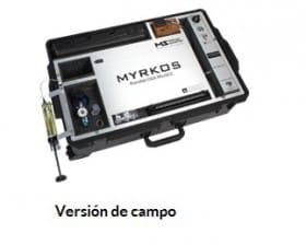 Medidor de gases disueltos en transformadores Myrkos