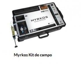 Medidor de gases dissolvidos em transformadores Myrkos