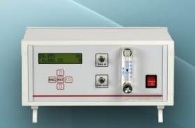 O2 gas analyzer Transdox 3100E O2