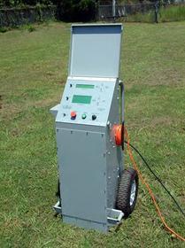 Probador portátil VLF (de muy baja frecuencia) Series AXV