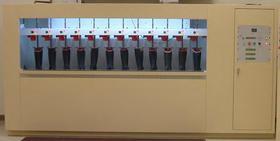 Probadores de guantes y mangas Series AL, AM, AN