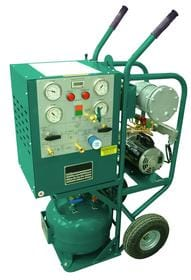 SF6 gas recovery unit AGRU-4