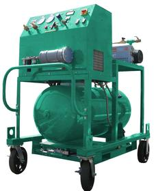 Sistema de recuperación de gas SF6 AGRU-8