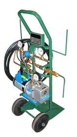 Unidad Reguladora de Llenado de gas SF6 ARFU-2