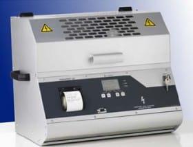 Medidor de rigidez dielectrica de aceite Dielectrotest A-2